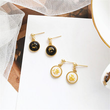 Fashion Statement Earrings 2019 Big Geometric earrings For Women Hanging Dangle Drop Earing modern Jewelry