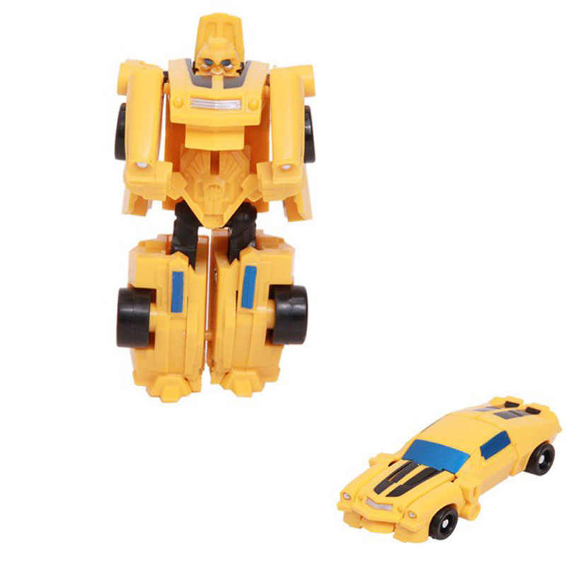 حار التحول الاطفال الكلاسيكية روبوت سيارات لعبة للأطفال عمل دمى أشكال هدية عيد ميلاد