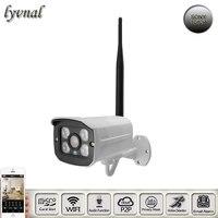 Sony 1080 P Wi-Fi камера с аудио и SD карты памяти камеры наблюдения Водонепроницаемый ночного видения беспроводная ip-камера ONVIF P2P