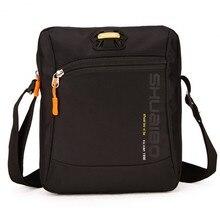 Shuaibo Новая мужская Totes мужская сумка-мессенджер Sacos мягкая ручка сумки через плечо сумка мужской
