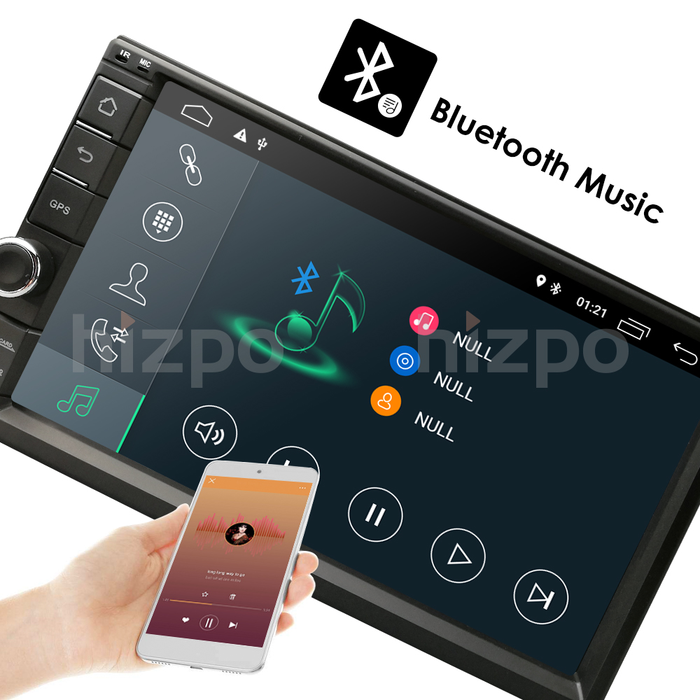 Bluetooth radio TPMS DVD 13