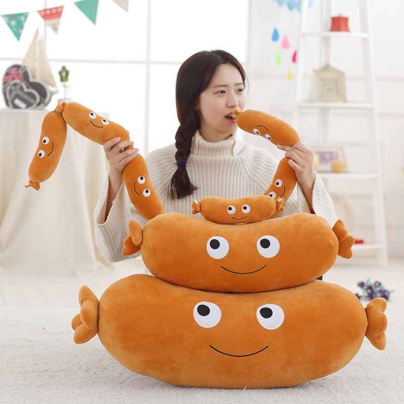 Hamburger Pizza Cola Toy Pillow Fries Plush Toys Staffed Soft Funny Food Plush Creative Simulat Food Doll Decor Sofa Cushion