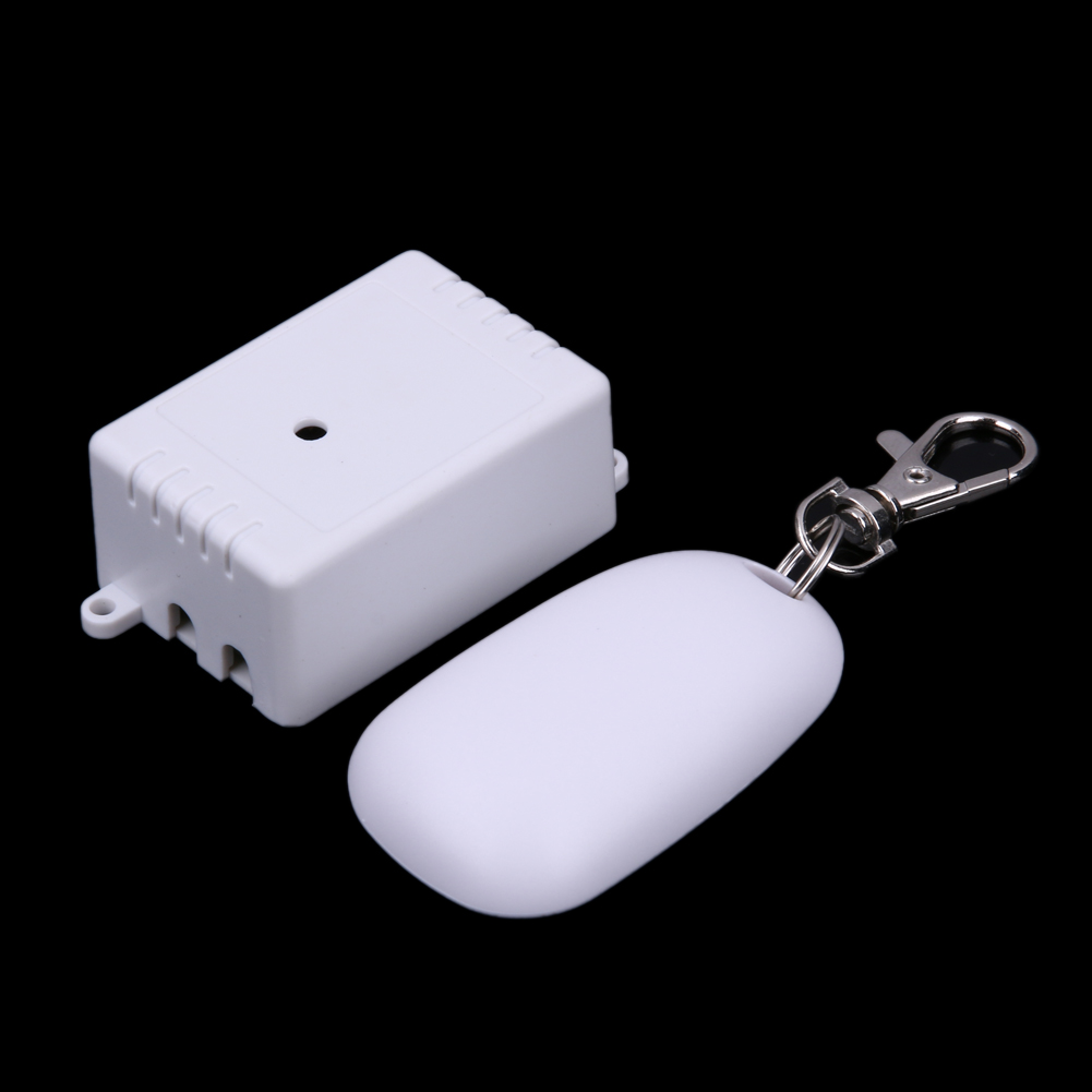 Small Volume Learning DC 12V Single Remote Control Switch AK-JGZ-PC1L chunghop rm l7 multifunctional learning remote control silver