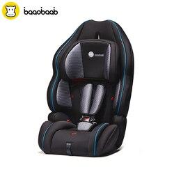 Baaobaab 728 3 in1 bebê criança assento de carro 9-36 kg para a frente frente cadeira de segurança impulsionador assento grupo 1/2/3, 9 meses a 12 anos de idade