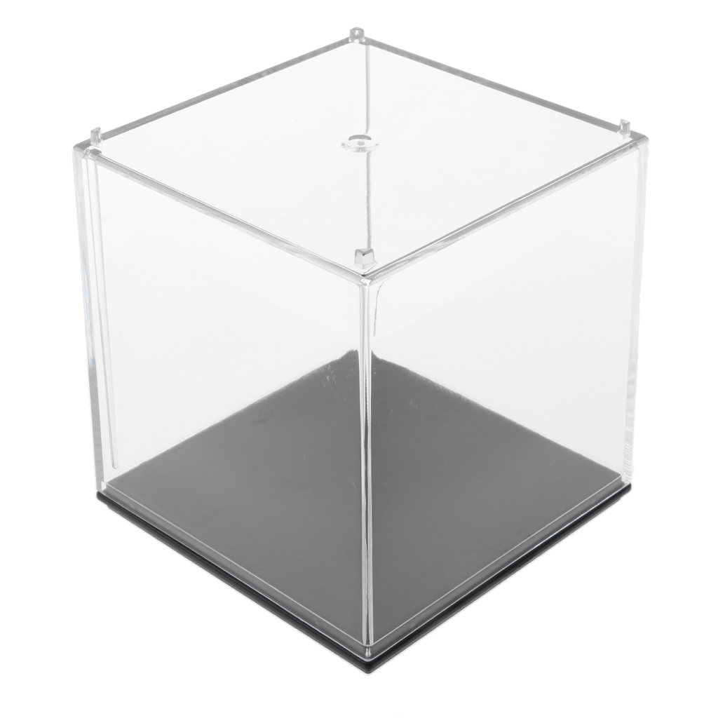 Figures Model Transparent Display Show Case Small Acrylic Box For Model Figures