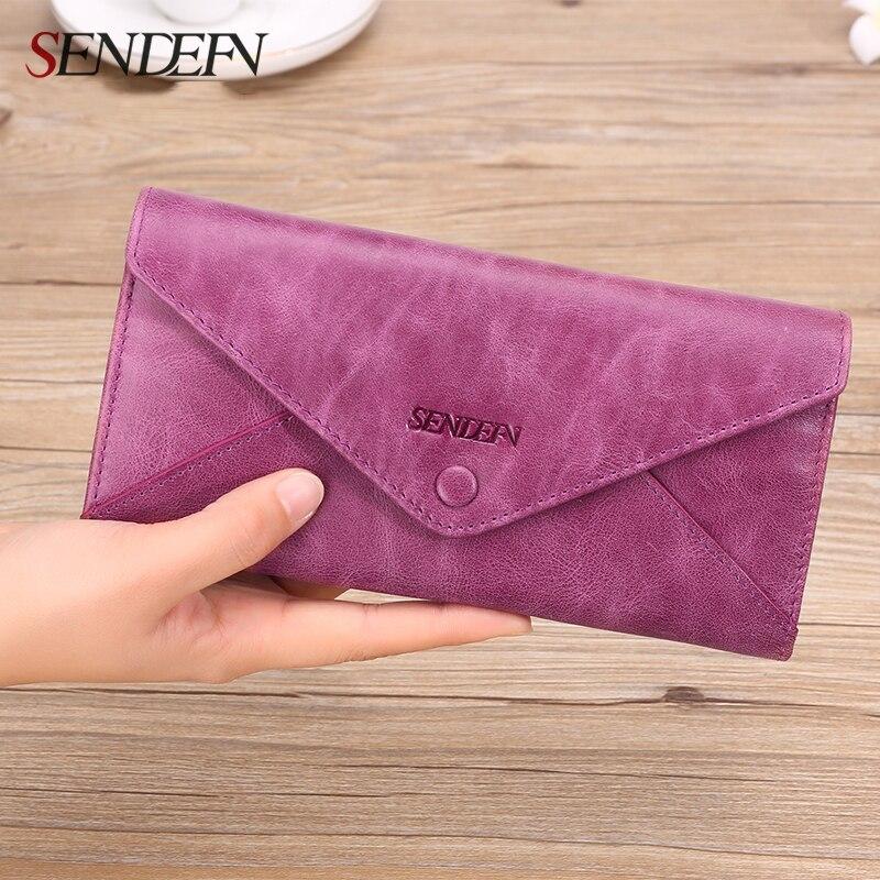 bolsa bolsa carteira mulheres envelope Tipo de Estampa : Sólida
