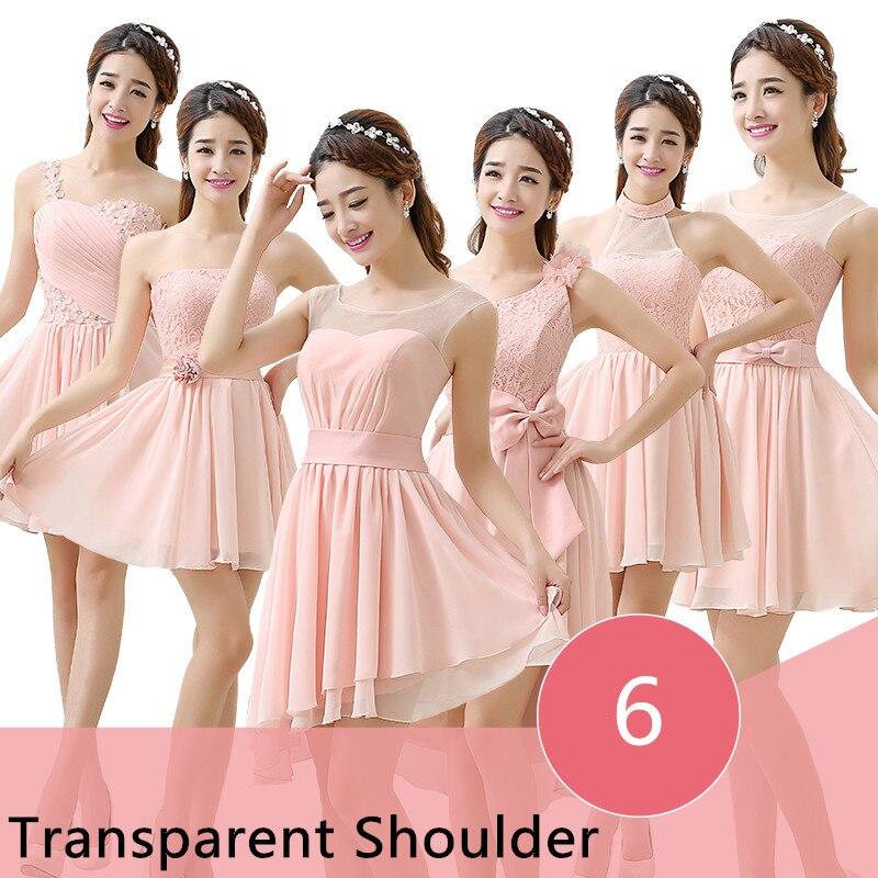 Fantástico Color Bronce Vestidos De Dama Ideas Ornamento Elaboración ...