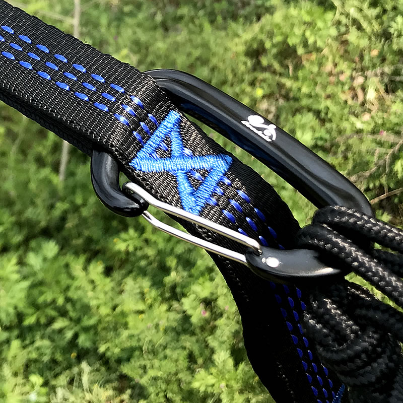 Furniture ... Outdoor Furniture ... 32468328225 ... 3 ... 2 PCS Essential Can Hold 2000kg Out Door Camping Hiking Hammock Hanging Belt Hammock Strap Rope Accessories Load Bind Rope ...