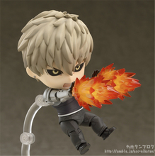 One Punch Man Genos Super Movable Edition PVC Action Figure Toy