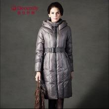 2016 new hot winter Thicken Warm woman Down jacket Coat Parkas Outerwear Hooded long plus size 2XXL Luxury Brands Slim