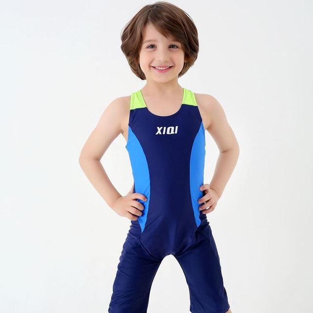 9834513bdf Arena competition Boy Girl Bikini 2019 Swimsuit One Piece Swimwear Child  Bathing Suit Kids Swimming Suit Beach Bikinis Set Blue