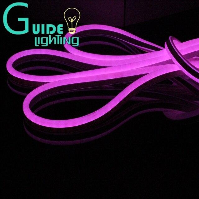 Hot selling led flex purple neon tube rope light 16x24mm led flex purple neon tube rope light 16x24mm waterproof ip65 led rope purple aloadofball Image collections