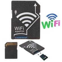 Новый адаптер для карт Micro SD TF для sd-карты Wifi адаптер для камеры Фото беспроводной телефон планшет Горячая