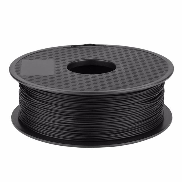 Original 2KG Ender-3 3D Printer PLA Filament 1.75mm Material For Ender-3 Series or CREALITY 3D Printer Black And White