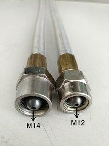 Image 1 - จัดส่งฟรี! 1000มม.คุณภาพสูงปลายเชื่อมแรงดันสูงดีเซลท่อสำหรับ Common Rail ม้านั่งทดสอบดีเซลหลอด