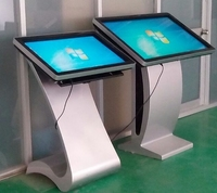 32 42 46 47 55 Inch TFT LCD panel hd 1080p Touch Interactive display Digital signage way finder map software