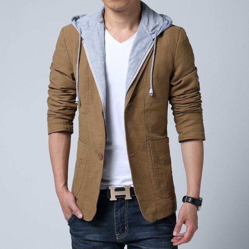 Popular Blazer with Hood-Buy Cheap Blazer with Hood lots from