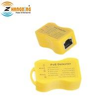 PoE Detector voor Passieve PoE Snel identificeren Power over Ethernet met RJ 45; display geeft passieve/802.3af/at; 24 v/48 v/56 v
