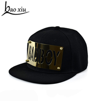 Fashion Summer Men Women Hat 2014 Letter Gold Baseball Cap Hip Hop Skating Gorras Snapback Caps