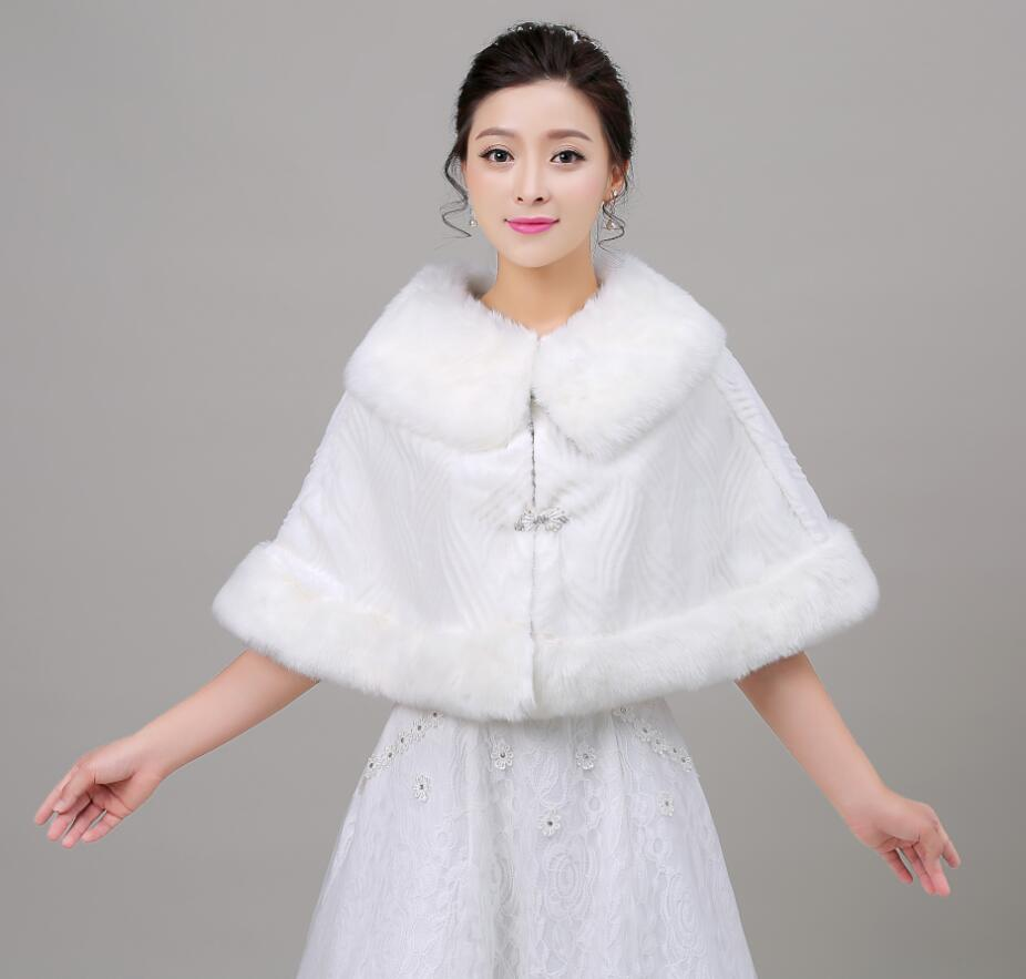 Popular bridal scarves buy cheap bridal scarves lots from for Winter shawls for wedding dresses