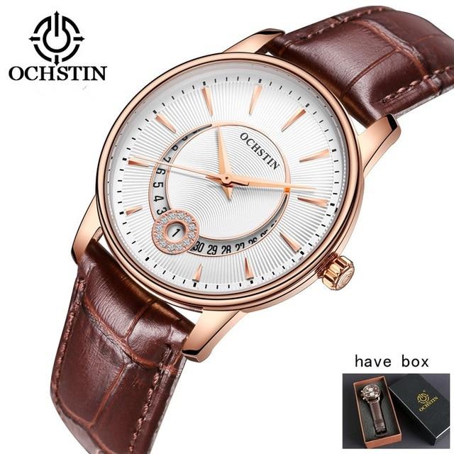 OCHSTIN Brand Ladies Fashion Wristwatch Quartz Watch Clock Women Watch Dress Cas