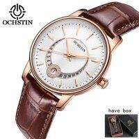 OCHSTIN Brand Ladies Fashion Wristwatch Quartz Watch Clock Women Watch Dress Casual Womens Bracelet Watches Relogio