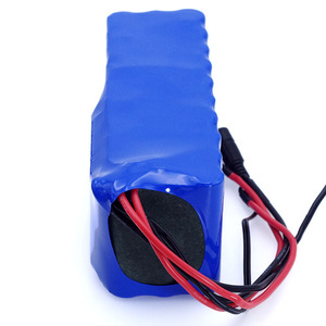 Image 4 - VariCore 12 V 20000mAh 18650 lithium battery miners lamp Discharge 20A 240W xenon lamp Battery pack with BMS