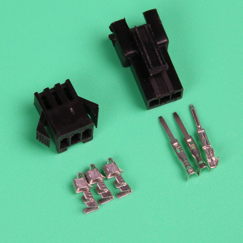 10set bullet terminal car electrical wire connector diameter 3.5mm pin HK