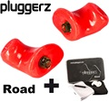***custom-made***Pluggerz road reusable earplugs noise cancelling