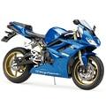 1:10 Modelos de Motocicletas DAYTONA 675 Modelo de Simulación de Modelos Diecast Metal Moto Raza Miniatura Juguete De Regalo Colección