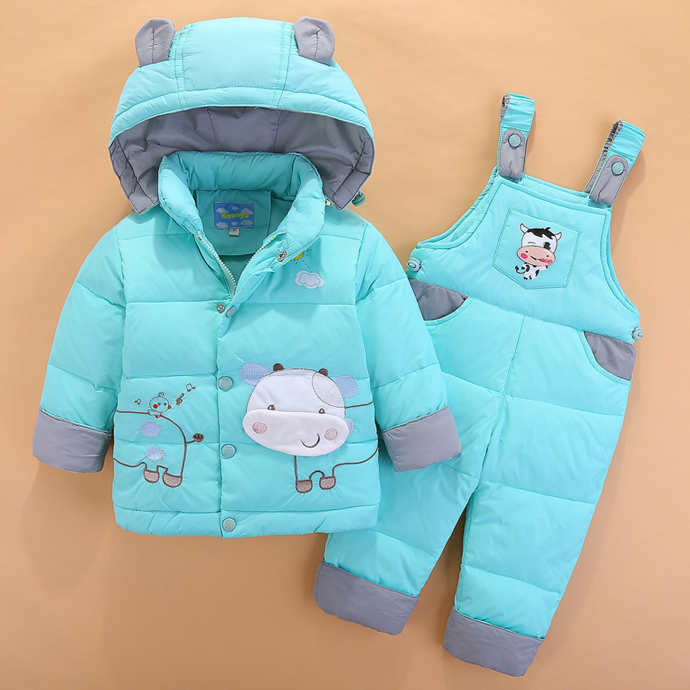 2017 Russian Winter Warm Down Jackets Children Clothing Kids Coats Boys Outerwear Hooded Girls Windproof Down Jackets for 1-4Yrs fashion girl thicken snowsuit winter jackets for girls children down coats outerwear warm hooded clothes big kids clothing gh236