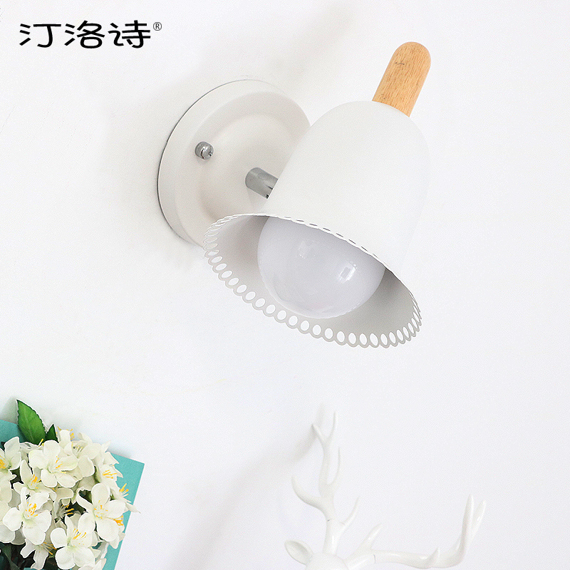 Modern Bedside wall lamp edison aisle sconce bedroom Read wall light Colorful bathroom E27 Living room hallway light fixtures contemporary elegant crystal drops wall light living room bedroom bedside lamp mirror hallway light fixtures wall sconces wl194