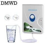 DMWD 600mg/h Ozone Generator Ozonator ionizer O3 Timer Air Purifier Vegetable fruit Meat Fresh Purify Water Sterilizer 110V 220V