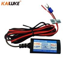 Universal katallobar kit car charger cable cableado kit duro cable micro usb compatible para cámara del coche dvr dashcam gnd acc