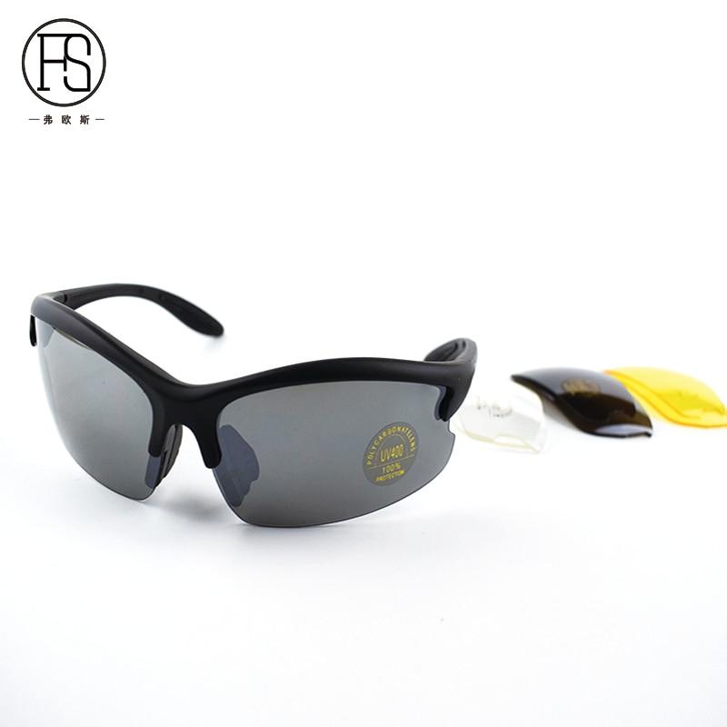 9c5d44a836 Soutien en gros tactique lunettes C3 sports de plein air arbalète  équitation vélo lunettes hommes femmes le vélo de randonnée lunettes