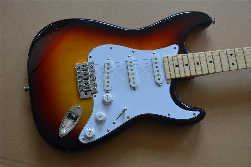 2019 nouveauté livraison gratuite guitare de haute qualité 39 pouces couleur personnalisée guitare électrique