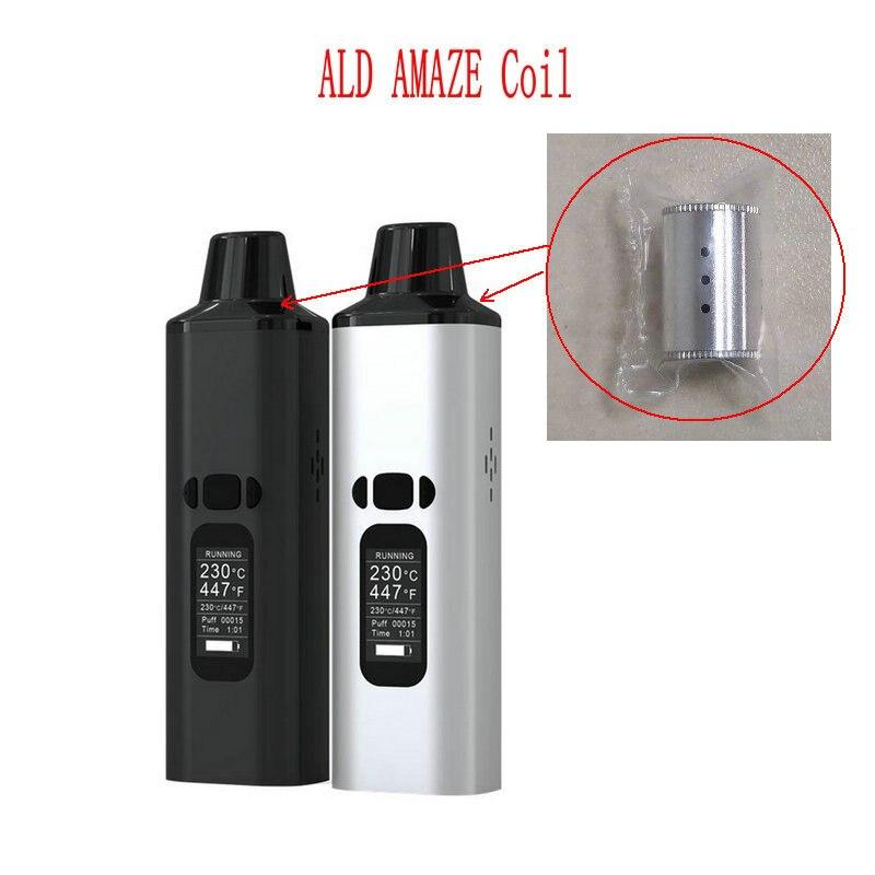 5pcs/lot 100%  Original ALD AMAZE ONE  Replacement Coil Head  Atomizer Core 2019 Hot Sale