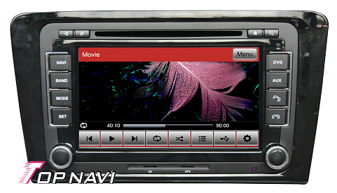 "Top DHL Free Shipping 7"" Wince Car Stereo For VW New Boaa dvd (2013—-2015)  With DVD BT GPS Free Map"