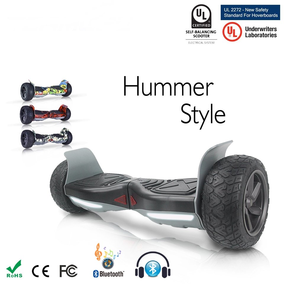 Self Balance Scooters Electric Skateboard Gyroscooter 10 Inch Hoverboard Two Wheel Scooter Bluetooth electric unicycle (5)