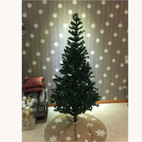 180 CM Artificial Christmas Tree Children Kids Gift Felt Christmas Tree Party Home Decoration For New