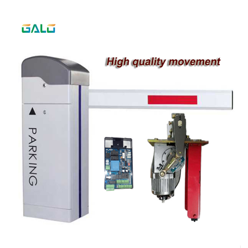 High quality Boom Arm Automatic Barrier Gate for Car Parking Management systemHigh quality Boom Arm Automatic Barrier Gate for Car Parking Management system