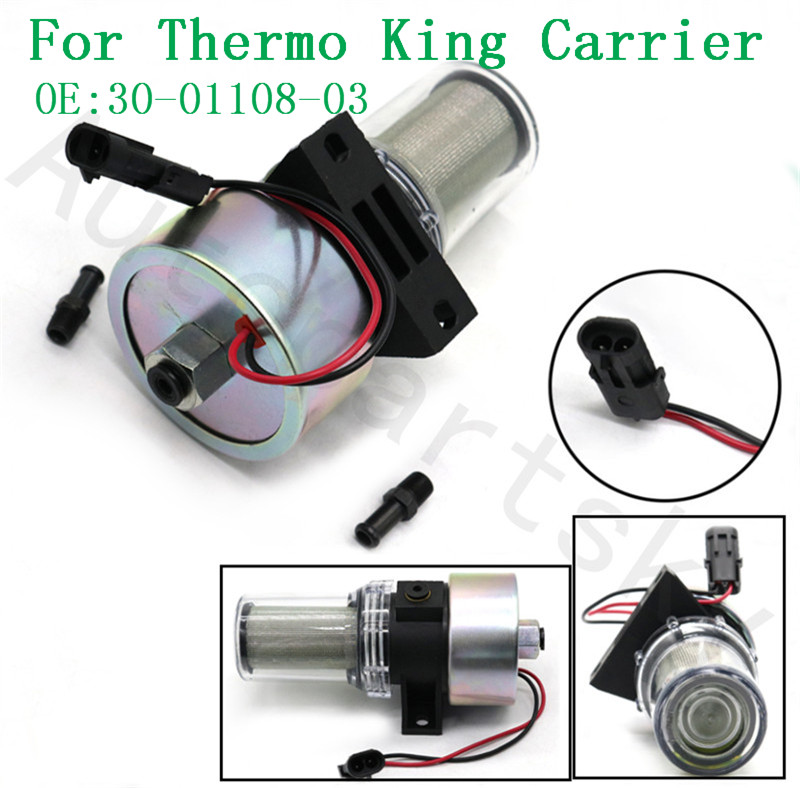 [ From USA To USA ] Good Quality OEM New Diesel Fule Pump For Thermo King Carrier Part # 30-01108-03 300110803 41-7059 417059AFP