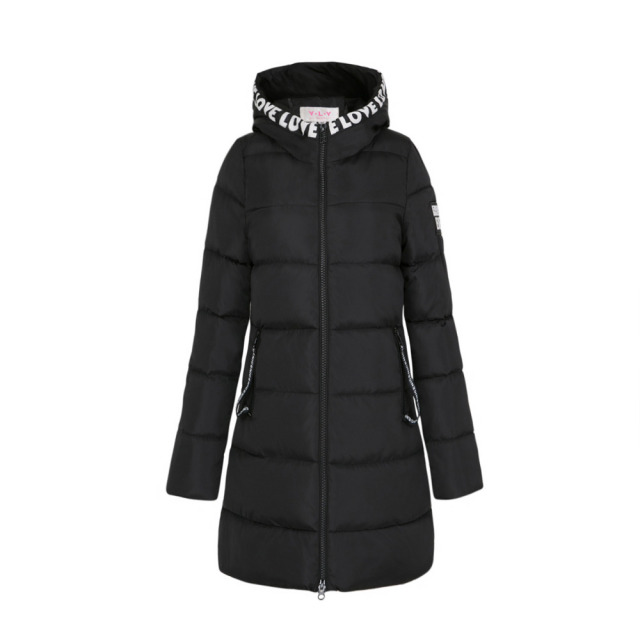 Long Parka Female Winter Wadded Jacket Coat Warm Hooded Parkas Thicken Down Overcoat Winter Women Jacket Outerwear Women 5 Color