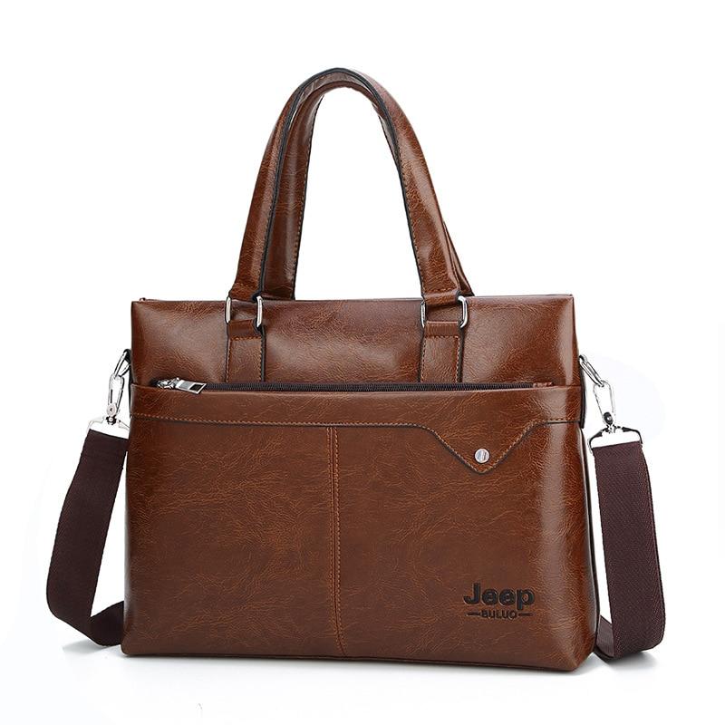 Aktentaschen 2018 Neue Männer Aktentasche Taschen Pu Leder Herren Handtasche Luxus Hohe Qualität Griff Schulter Tasche Ksl770 Gepäck & Taschen