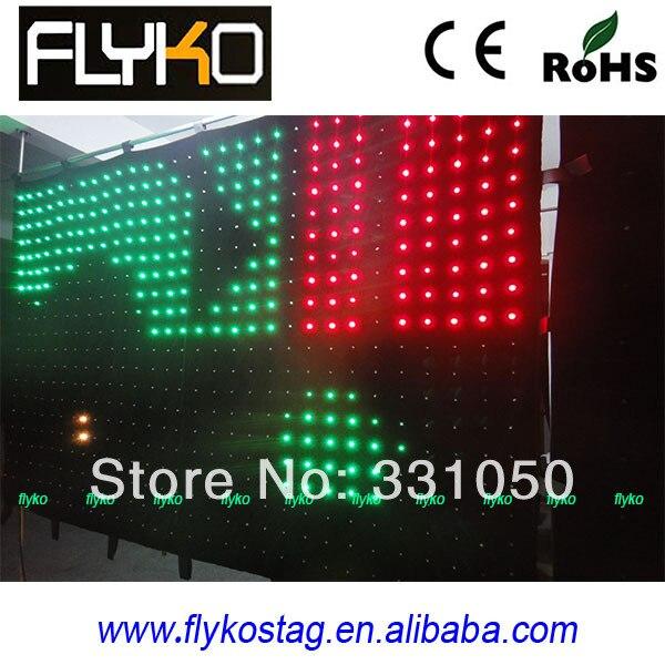 Рекламные продукты светодиодный сценический настенный фон