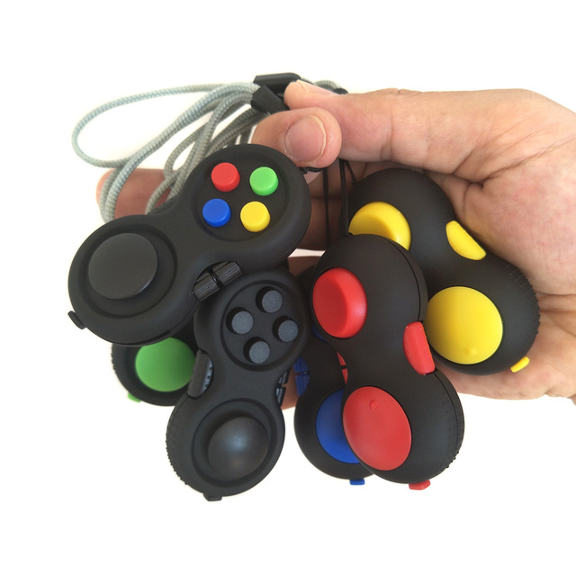 Double Fidget Toy