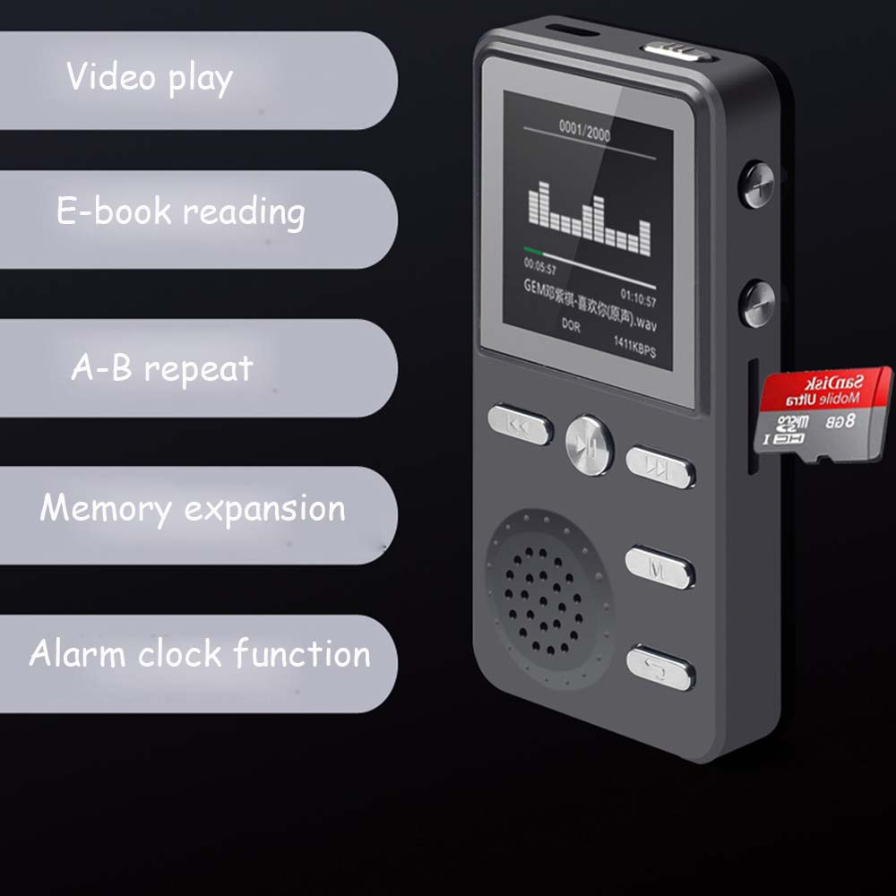 E3493-Metal MP3 Player-13