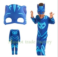 Hot Sale Anime Masks Cosplay Costume For Kids Boy Girl Prty Dress Masks Role Play Mask