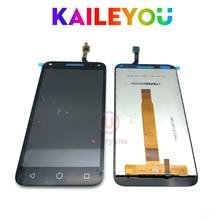 5,0 «для Alcatel One Touch U5 3g 4047 4047D 4047G OT4047 OT4047G OT4047D ЖК-дисплей Дисплей Сенсорный экран планшета Ассамблеи