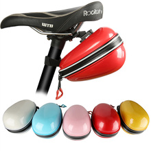 Bicycle Saddle Bag Case Waterproof MTB Bike Rear Bags Cycling Seat Tail Bag Bike Accessories Pouch